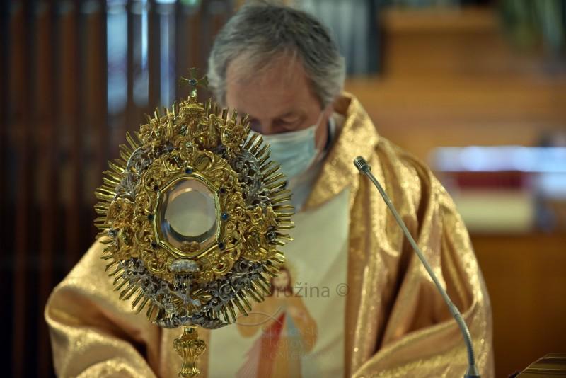 Vprašanja in odgovori ob navodilih slovenskih škofov za obhajanje svetih maš v času epidemije COVID-19